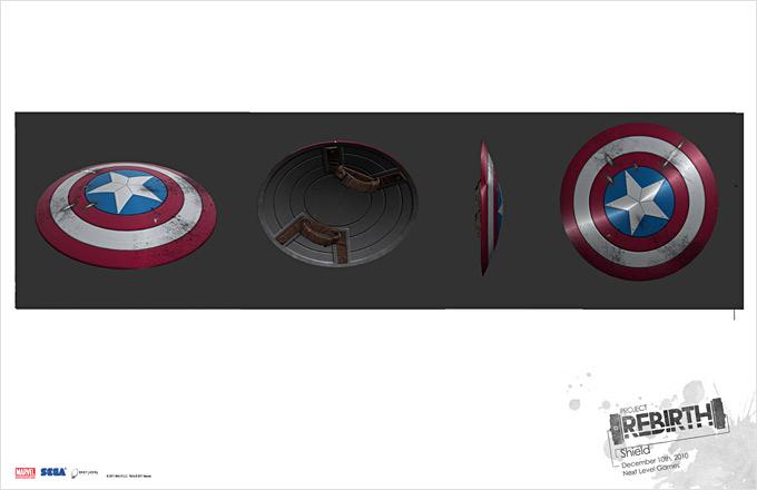 Captain America Concept Art 01a