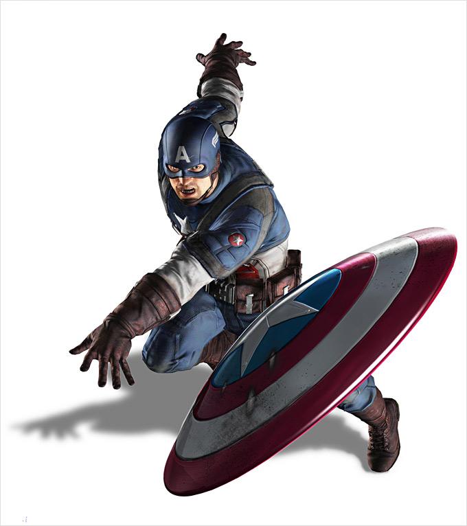 Captain America Concept Art 02a
