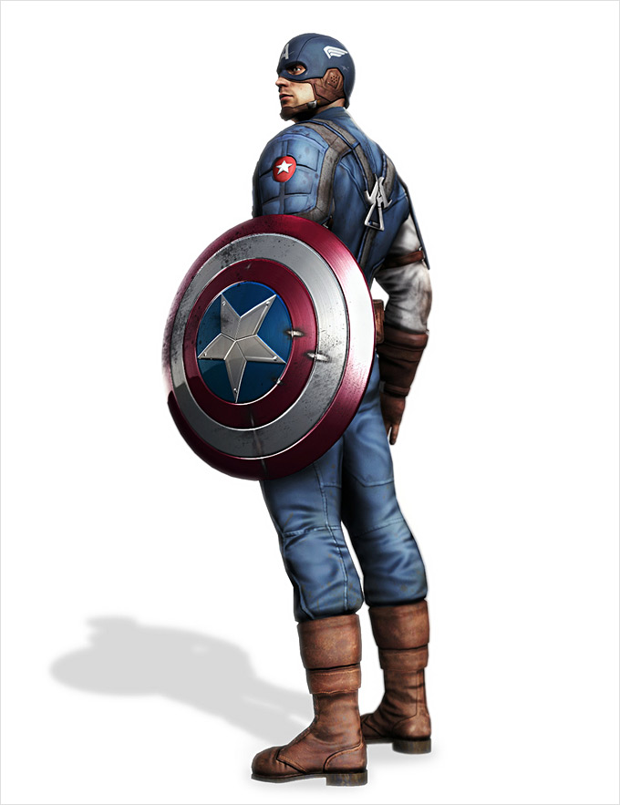 Captain America Concept Art 03a