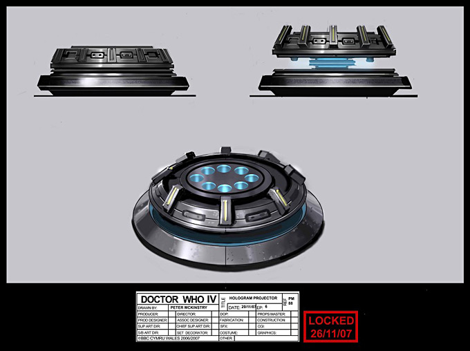 Doctor Who Concept Art By Peter Mckinstry Concept Art World