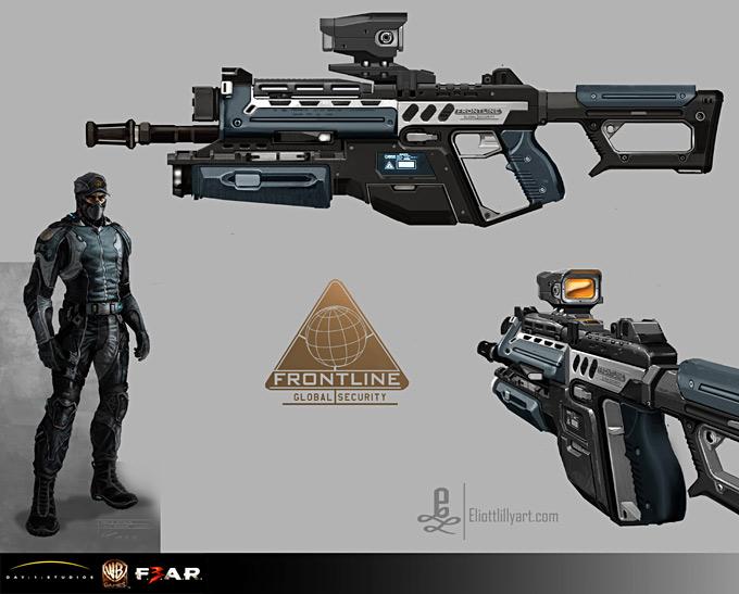 Fear 2 Concept Art