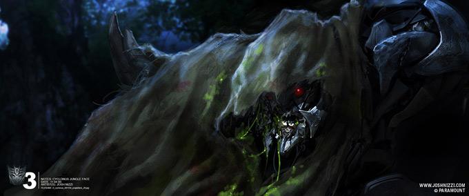 Transformers Dark of the Moon Concept Art by Josh Nizzi 07a