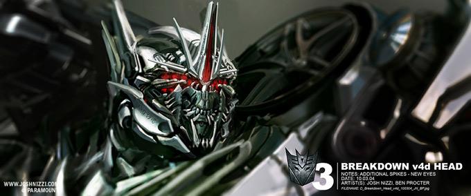 Transformers Dark of the Moon Concept Art by Josh Nizzi 14a