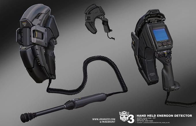 Transformers Dark of the Moon Concept Art by Josh Nizzi 28a