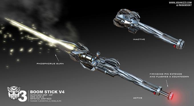 Transformers Dark of the Moon Concept Art by Josh Nizzi 42a