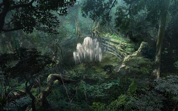 Avatar Concept Art by Craig Shoji 01a