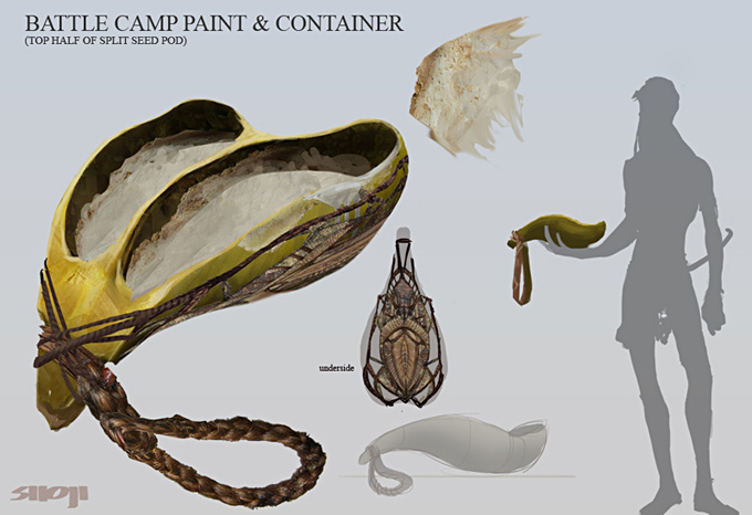 Avatar Concept Art by Craig Shoji 02a