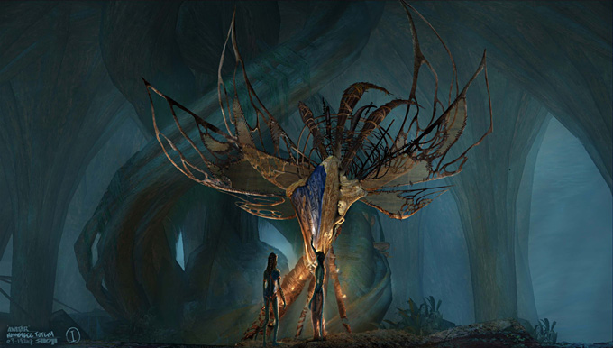 Avatar Concept Art by Craig Shoji 10a