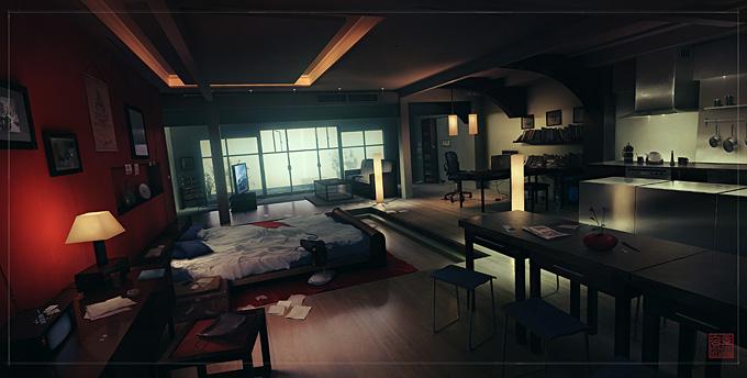 Somnio Studios Concept Art World