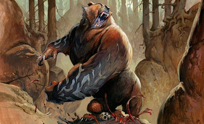 Rungar, oso rúnico de Ulfric Jesper_Ejsing_22a