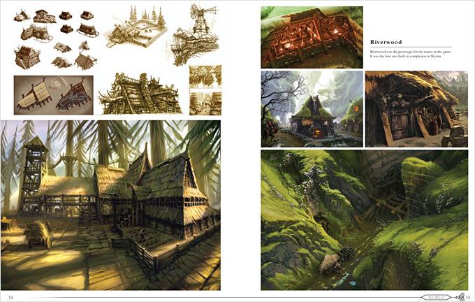 The Art of Skyrim 05a
