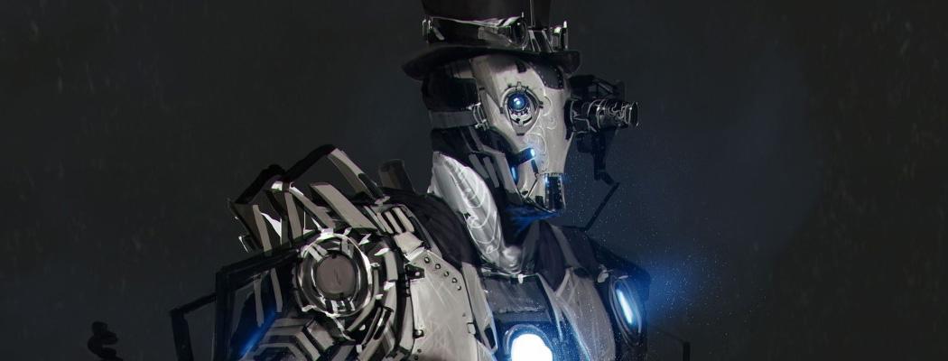 Anthony Jones Ironman Stark Steampunk 01m