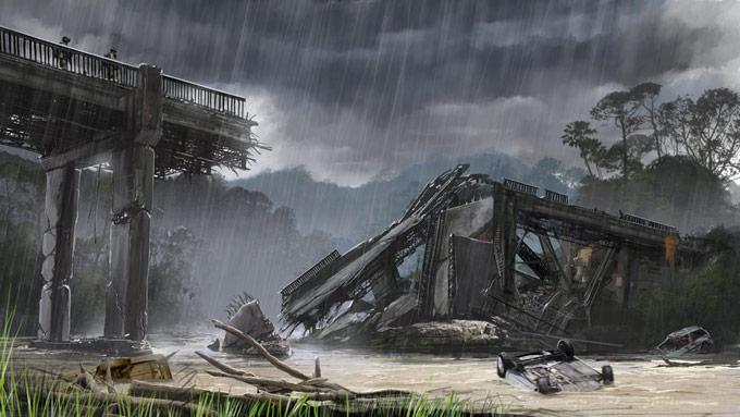 SOCOM 4 Concept Art by David Chambers 14a