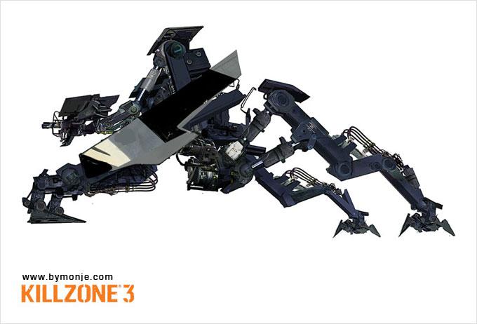 Killzone 3 Concept Art Miguel Angel Martinez 13a