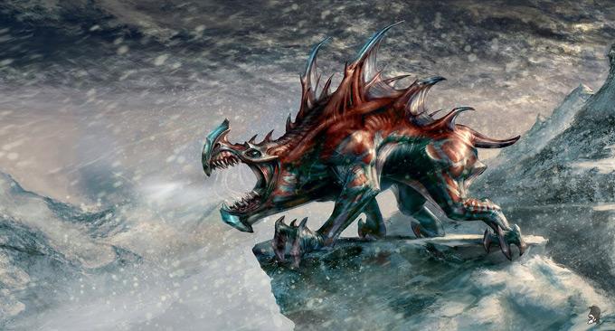 Concept Art - [Criaturas II ]
