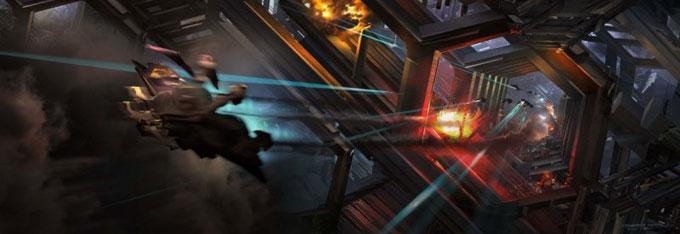 Transformers Dark of the Moon Concept Art by Ryan Church 07a