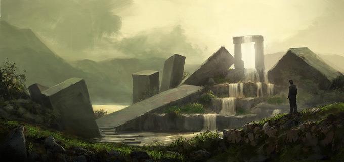 AssassinsCreed Revelations Concept Art Gilles Beloeil 15a