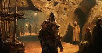 AssassinsCreed Revelations Concept Art Gilles Beloeil main