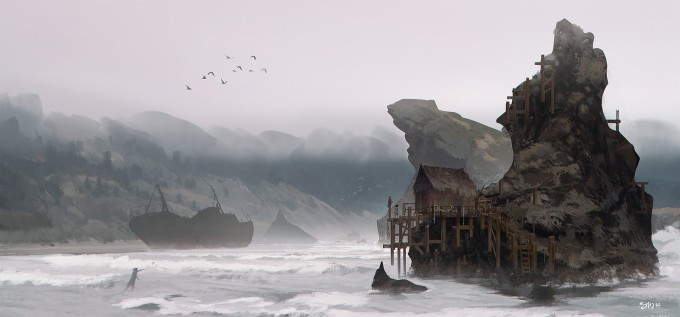 Simon_Weaner_Concept_Art_01_Shore
