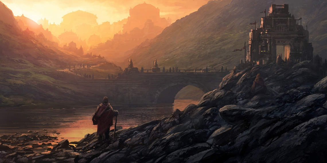 Andreas Rocha Concept Art Illustration M01
