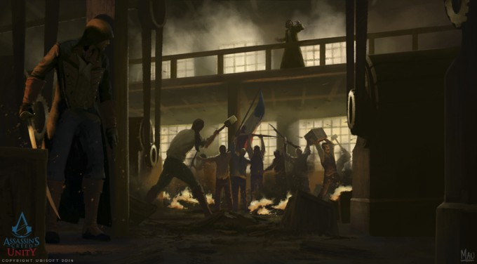 Mauricio_Abril_Concept_Art_Assassins-Creed-Unity-03-Factory