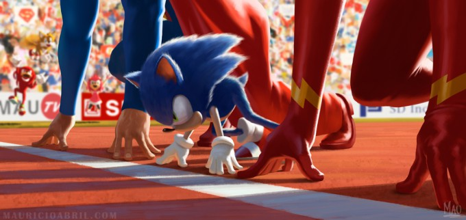 Mauricio_Abril_Concept_Art_POPCade-Sonic-the-Hedgehog1