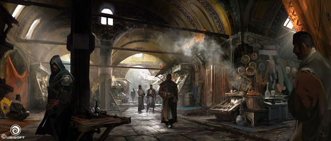 Assassin&#39-s Creed Revelations art, details, teaser released | VG247