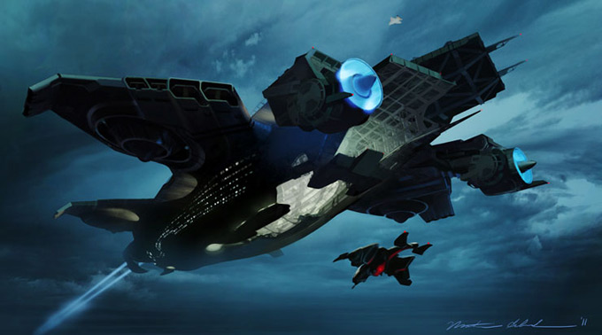 The Avengers Concept Designs by Nathan Schroeder | Concept ...  The Avengers Co...