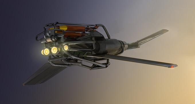 G.I. Joe Concept Art by Kemp Remillard