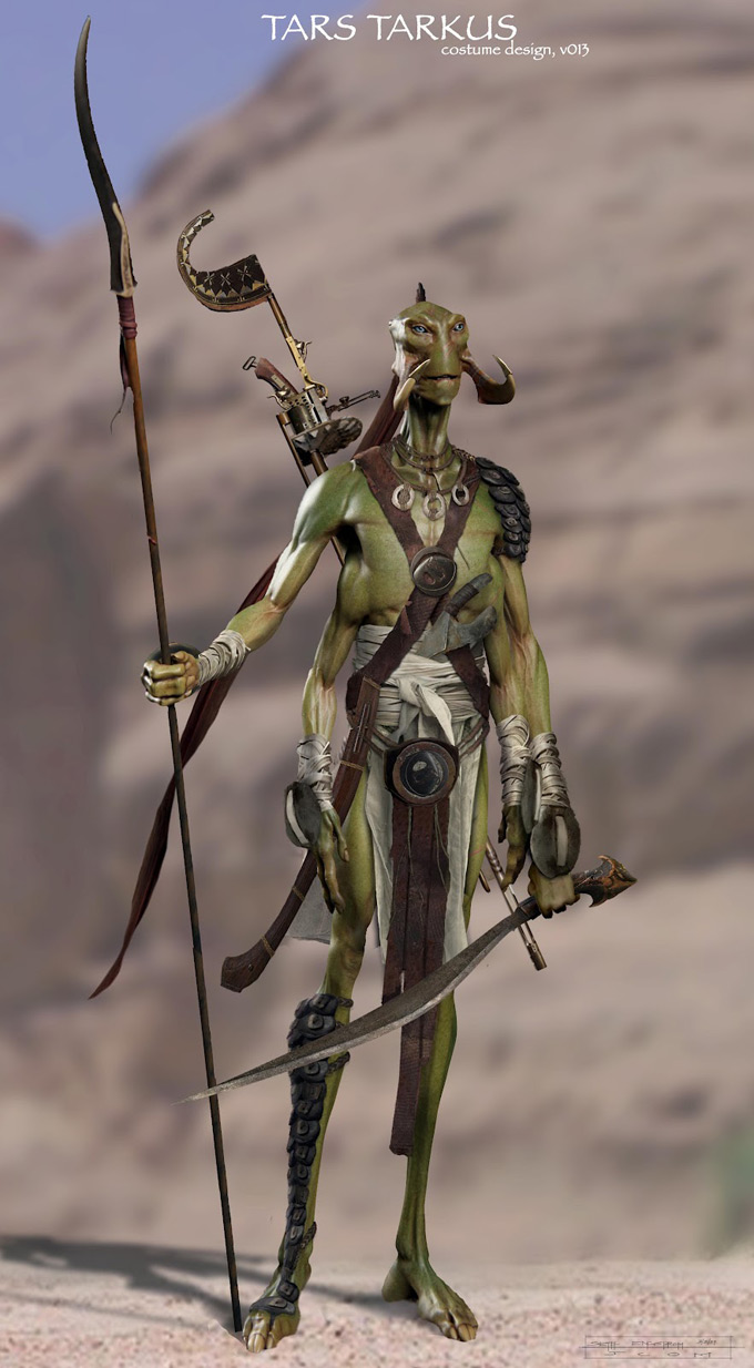 John Carter Concept Art By Seth Engstrom World