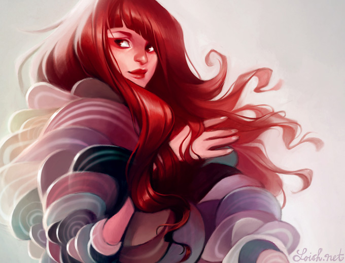 Lois Van Baarle Illustration