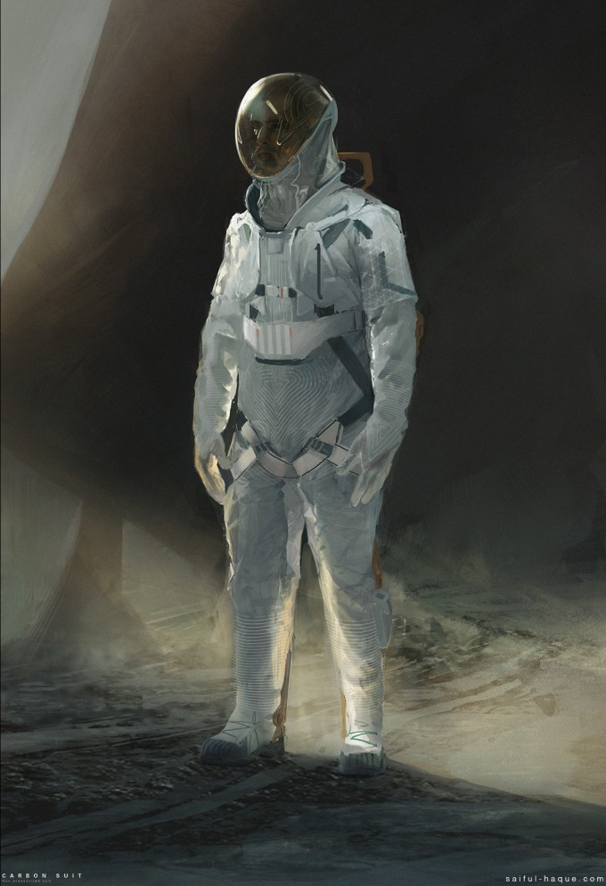 Saiful_Haque_Concept_Art_carbon_spacesuit