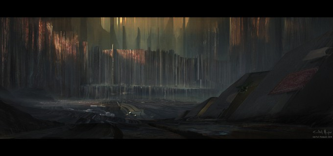 Saiful_Haque_Concept_Art_maze_Entrance