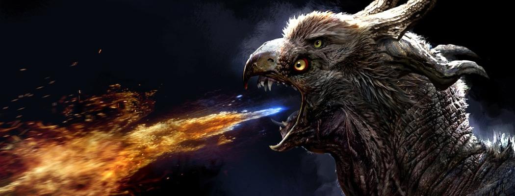 Wrath of the Titans Concept Art Daren Horley MA