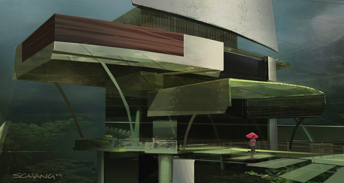 Stephen Chang Concept Art