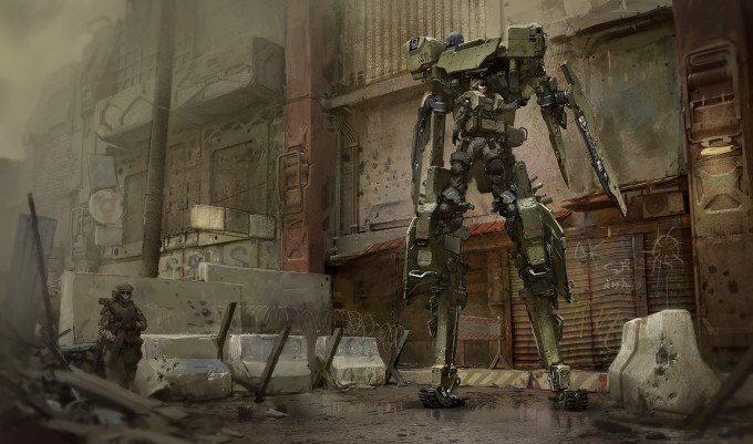 Joe_Peterson_Concept_Art_Strider_Mech