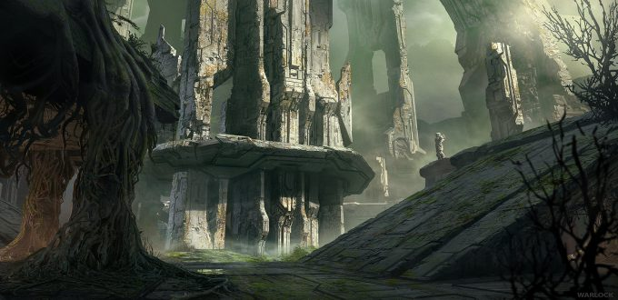 layne johnson concept art Halo The Master Chief Collection 01