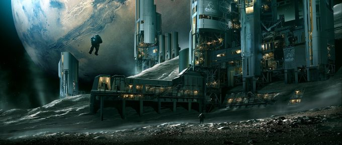 layne johnson concept art phobos station 03