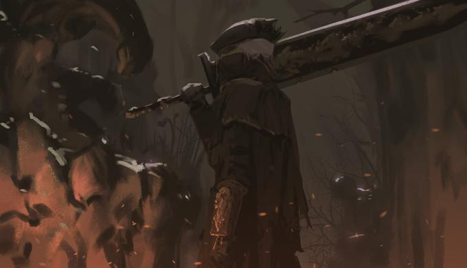 Atey_Ghailan_Concept_Art_Illustration_01_Bloodborne_Fan_Art