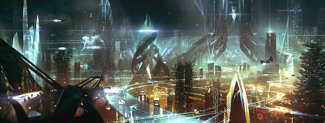 Cloud Atlas Concept Art by George Hull MA