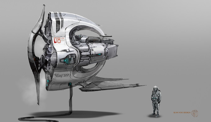 Sean Yoo Concept Art