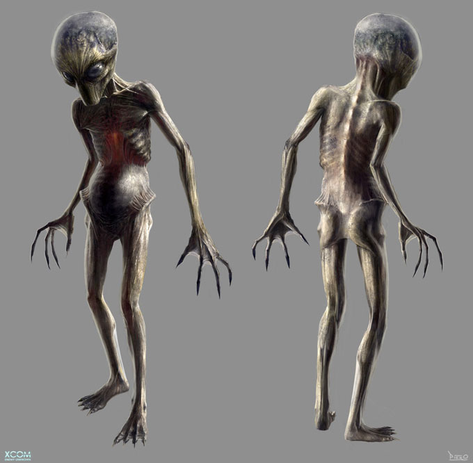 XCOM  Enemy Unknown Images Created by  Piero Macgowan    169 2012 Firaxis    Xcom Enemy Within Concept Art