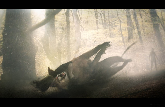 Twilight: Breaking Dawn Part 2 Concept Art by The Aaron Sims Company