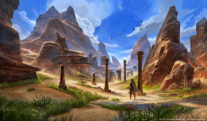 Elder_Scrolls_Online_Concept_Art_Bangkorai