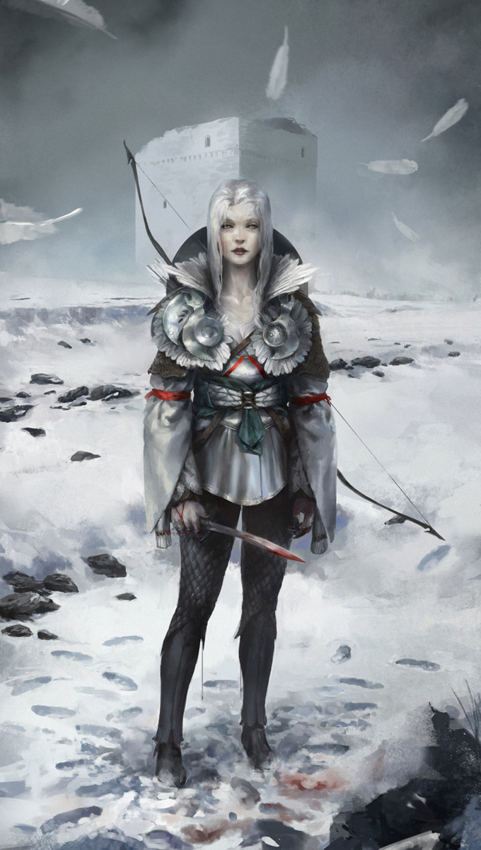 Long Ouyang Concept Art