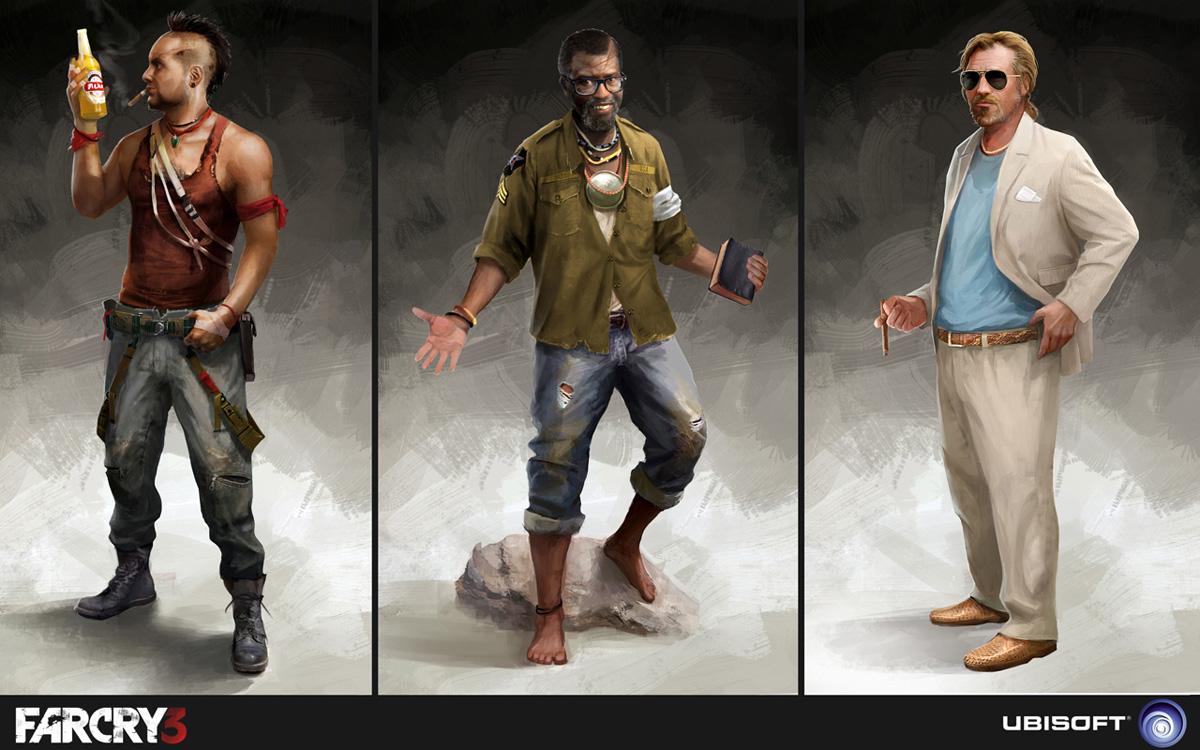 Far Cry 3 Concept Art By Bruno Gauthier Leblanc Concept Art World