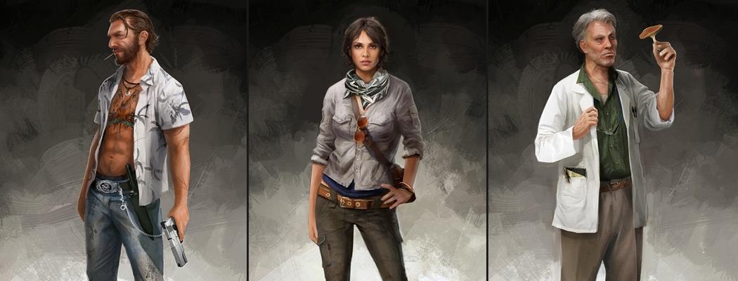 Far Cry 3 Concept Art by Bruno Gauthier Leblanc MA01