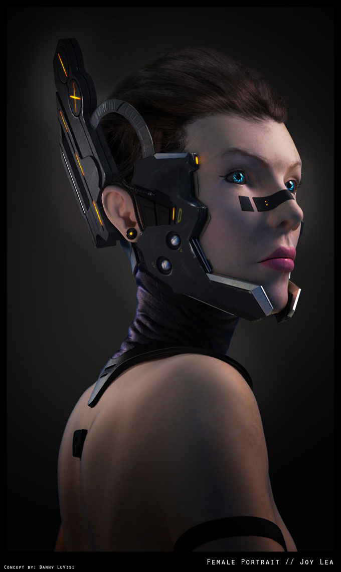 Gnomon School of Visual Effects - Joy Lea Holle