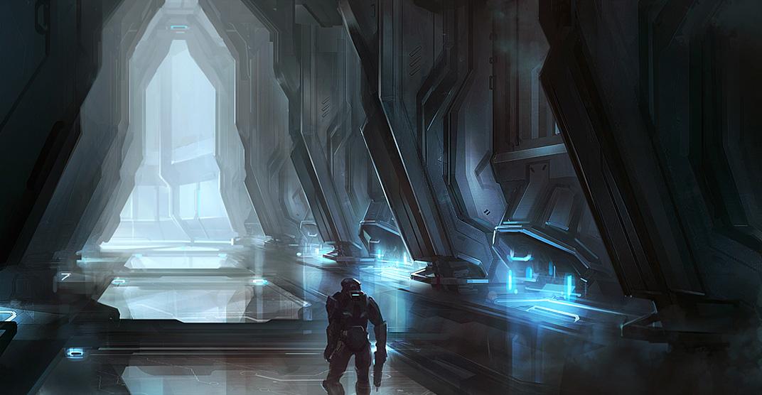 Image - Halo 4 Concept Art AJ Trahan 22b.jpg   Halo Nation ...