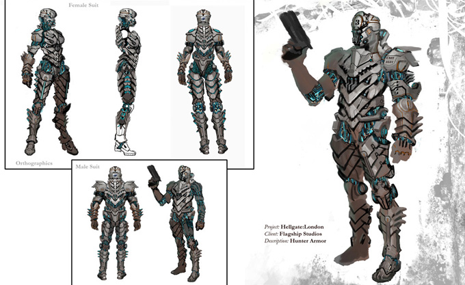 Jason Felix Concept Art and Illustration